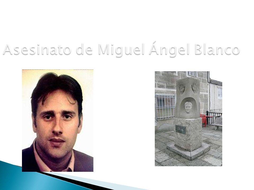 Asesinato de Miguel Ángel Blanco