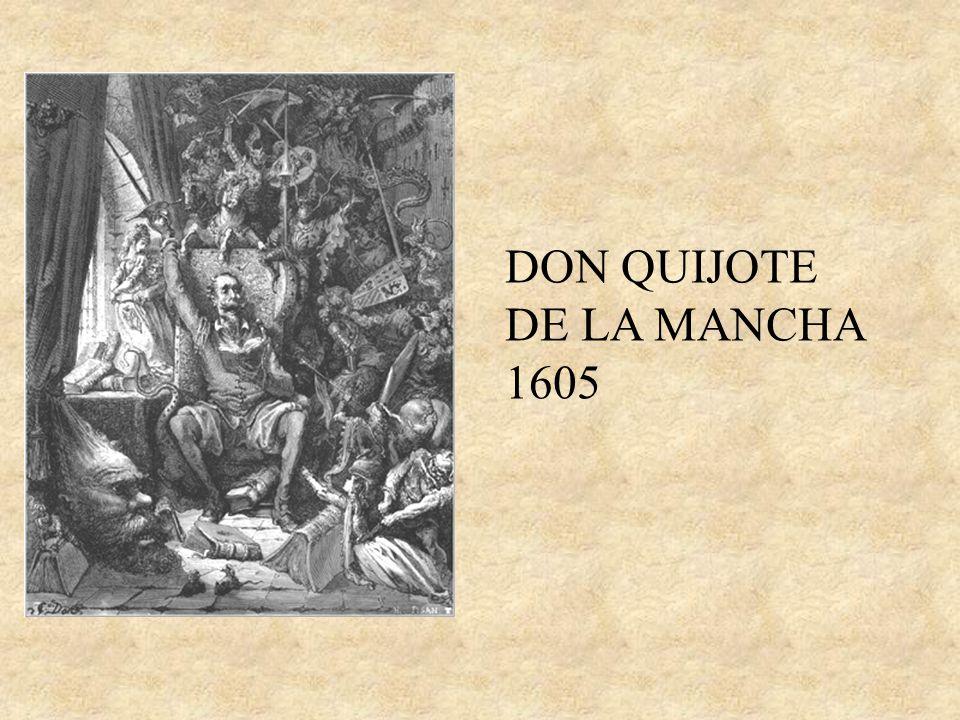 DON QUIJOTE DE LA MANCHA 1605