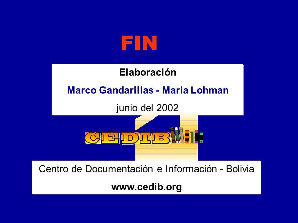Marco Gandarillas - Maria Lohman