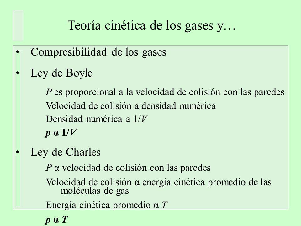 Teoría cinética de los gases y…