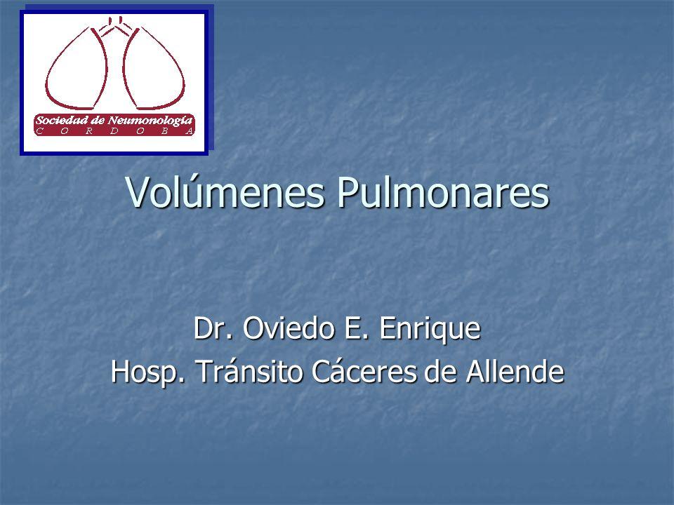 Dr. Oviedo E. Enrique Hosp. Tránsito Cáceres de Allende