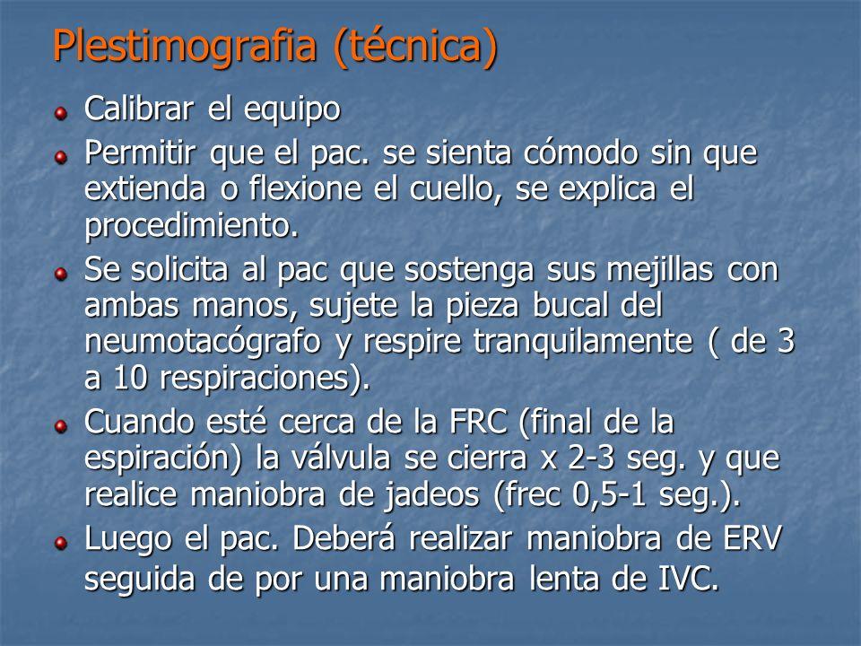 Plestimografia (técnica)