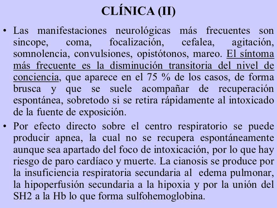 CLÍNICA (II)
