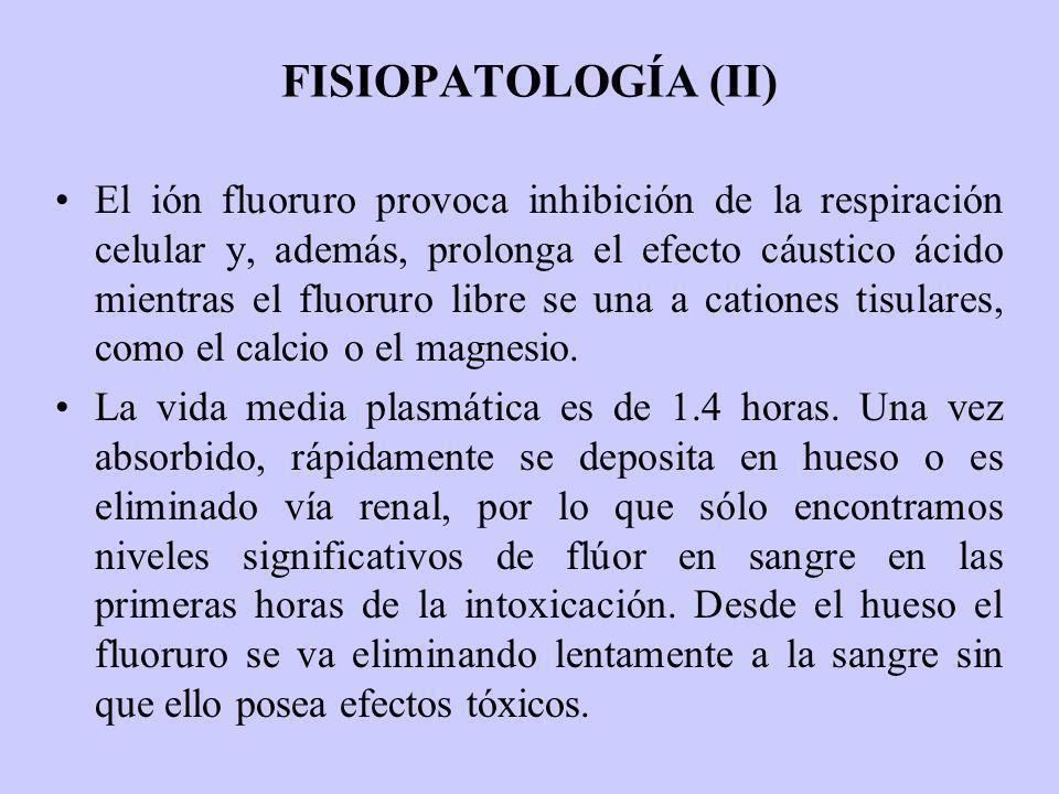 FISIOPATOLOGÍA (II)