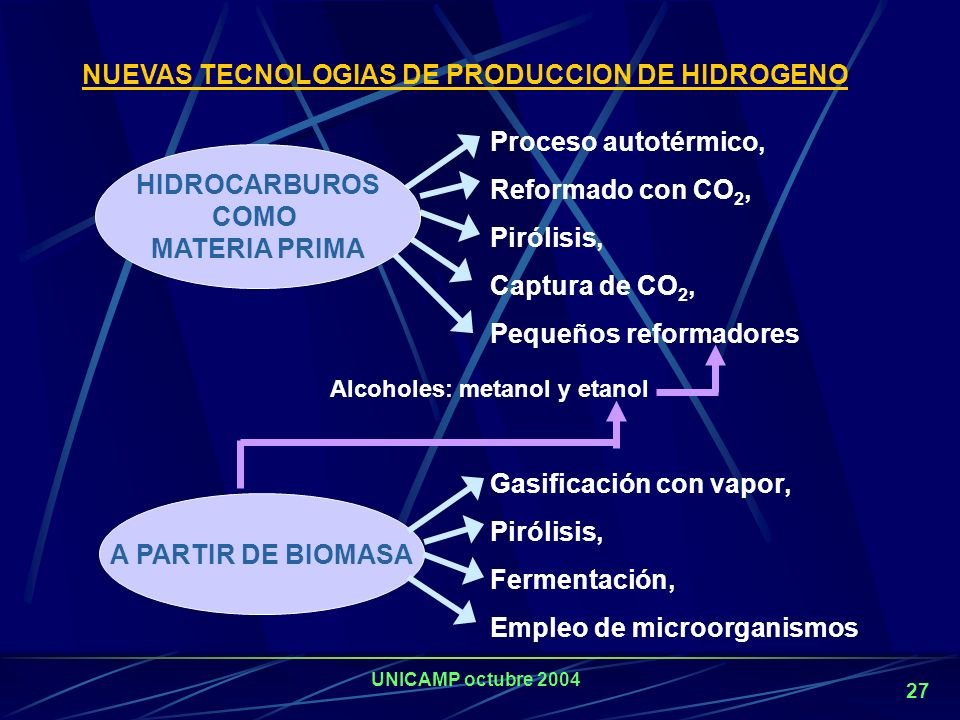 HIDROCARBUROS COMO MATERIA PRIMA A PARTIR DE BIOMASA