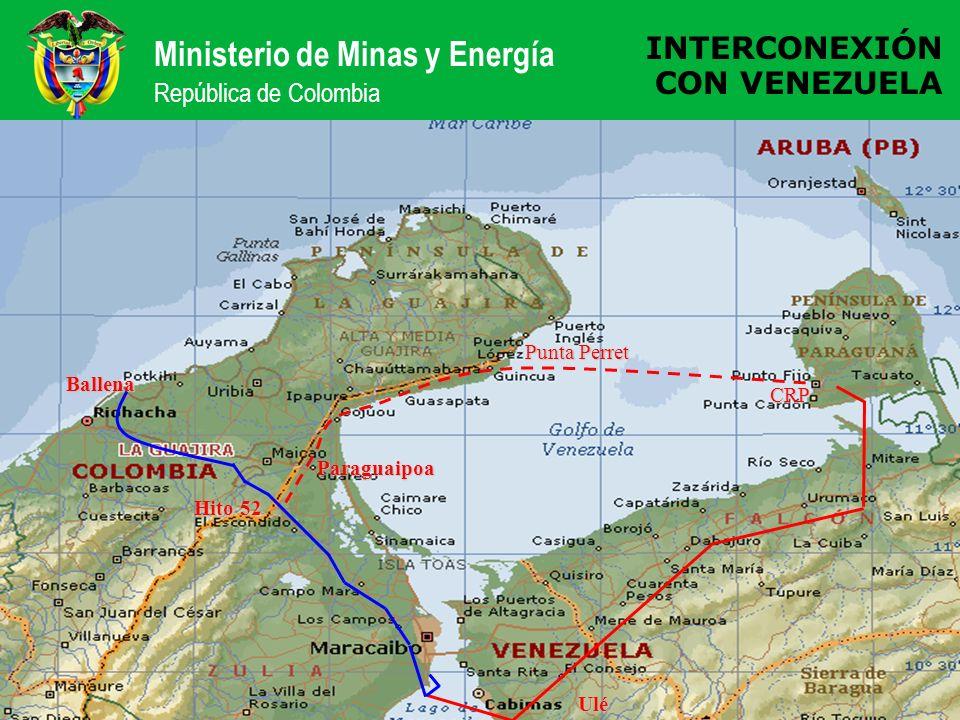 INTERCONEXIÓN CON VENEZUELA