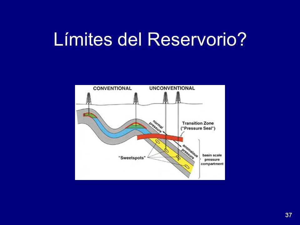Límites del Reservorio