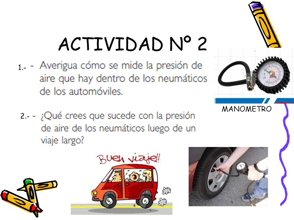 ACTIVIDAD Nº 2 1.- MANOMETRO 2.-