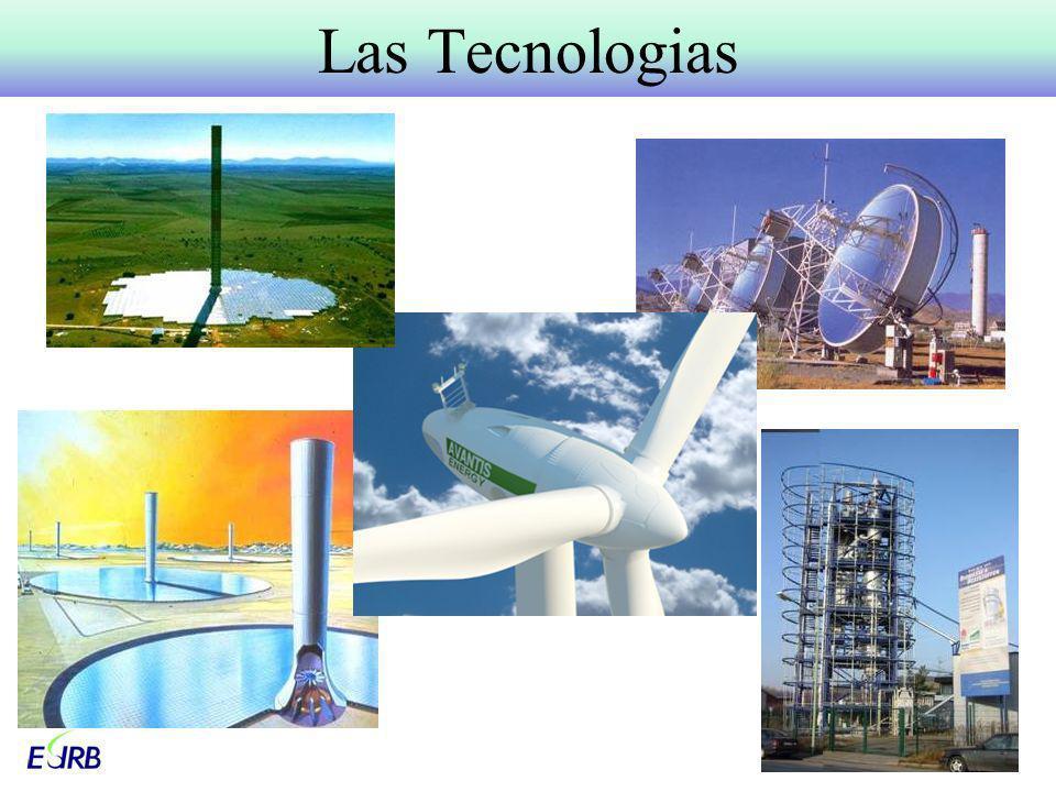 Las Tecnologias