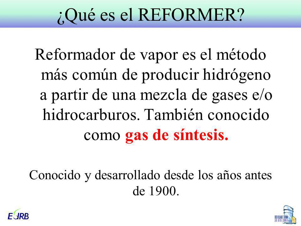 Conocido y desarrollado desde los años antes de 1900.
