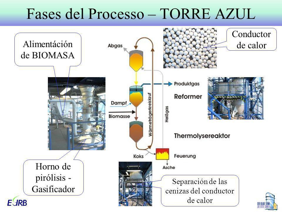 Fases del Processo – TORRE AZUL