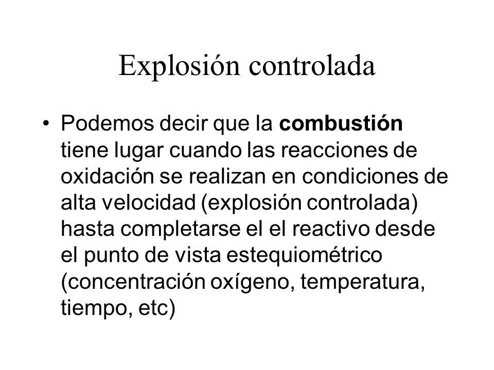 Explosión controlada