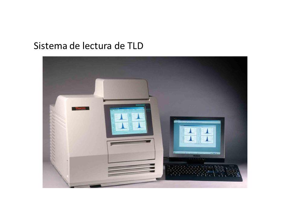 Sistema de lectura de TLD