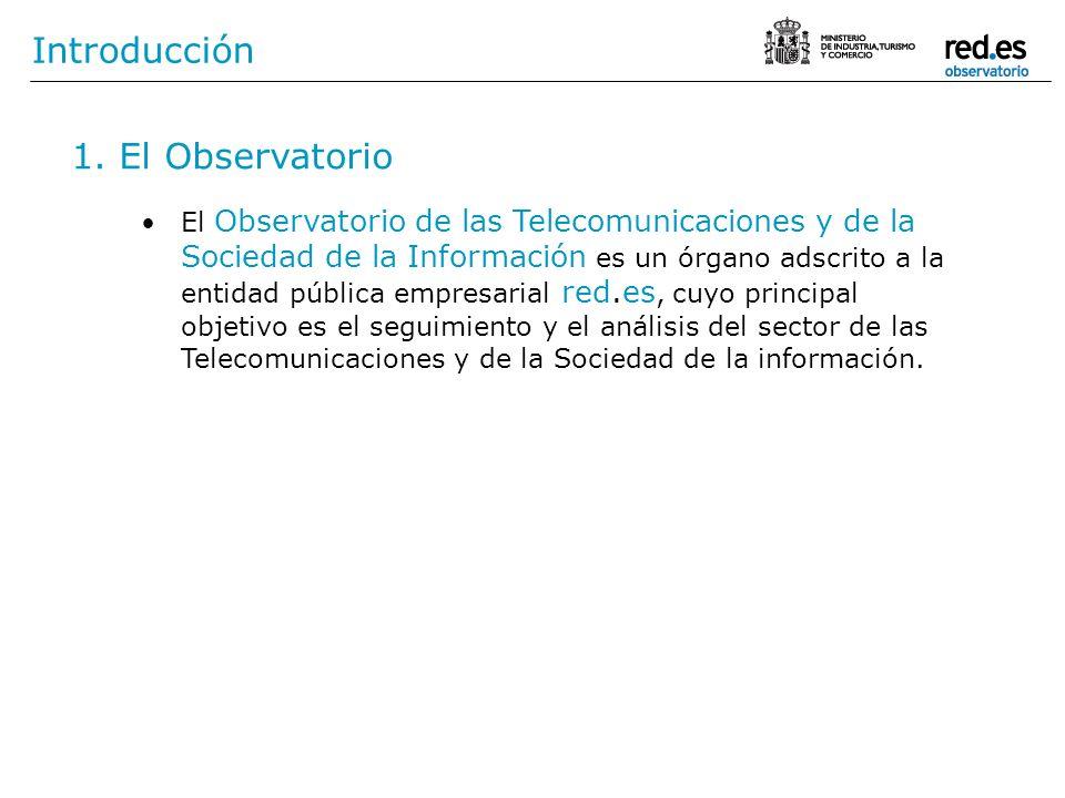 Introducción 1. El Observatorio