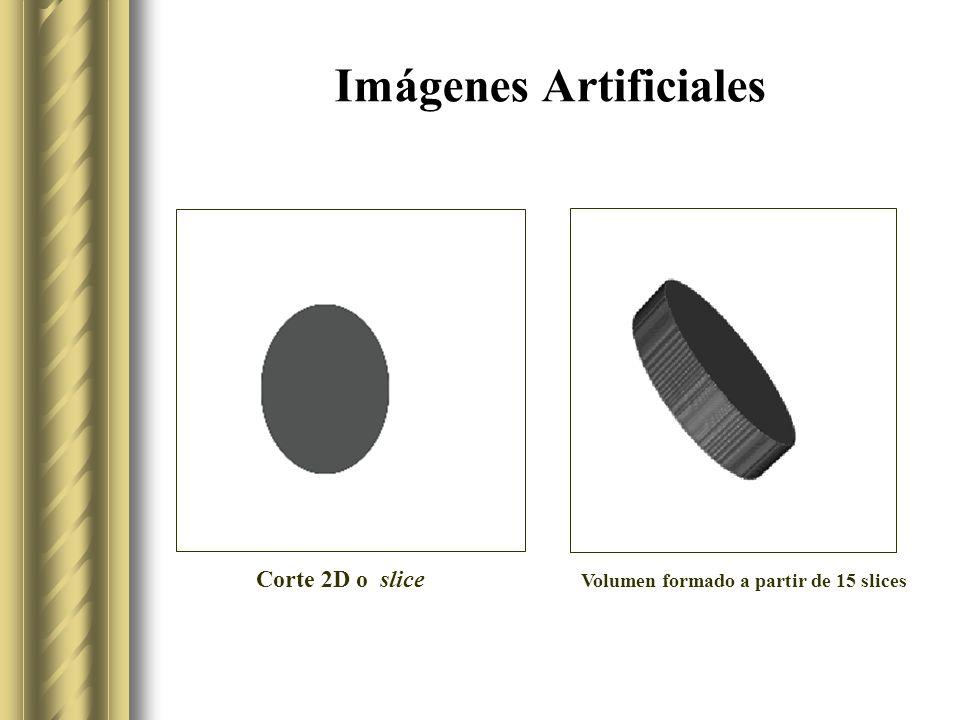 Imágenes Artificiales