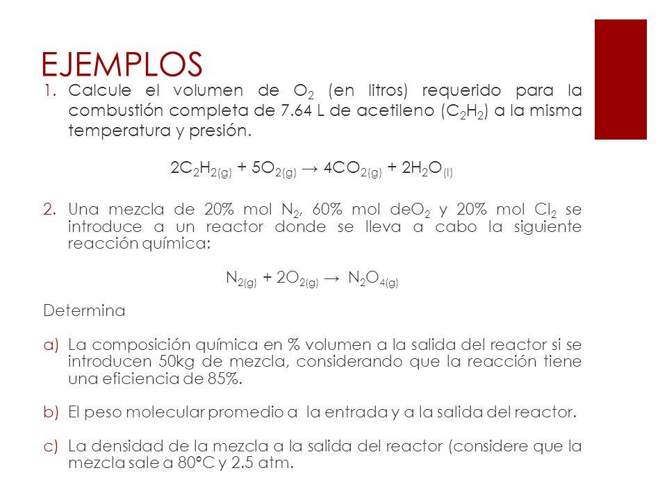 2C2H2(g) + 5O2(g) → 4CO2(g) + 2H2O(l)