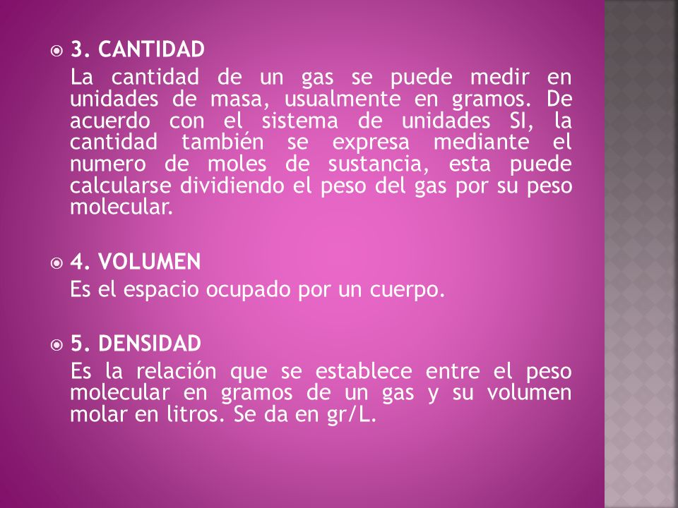 3. CANTIDAD
