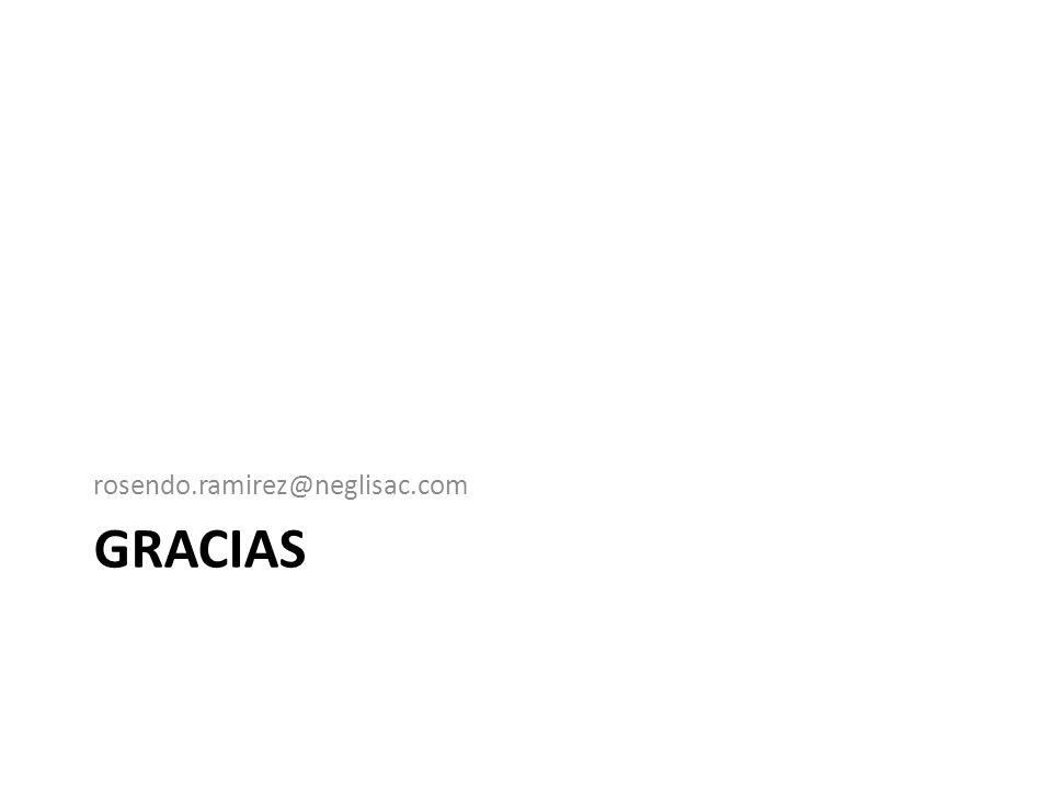 rosendo.ramirez@neglisac.com GRACIAS