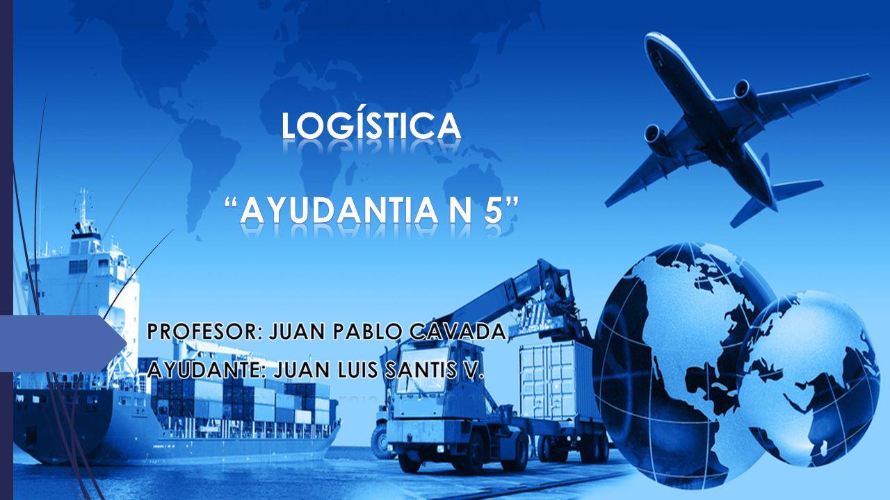 logística AYUDANTIA N 5