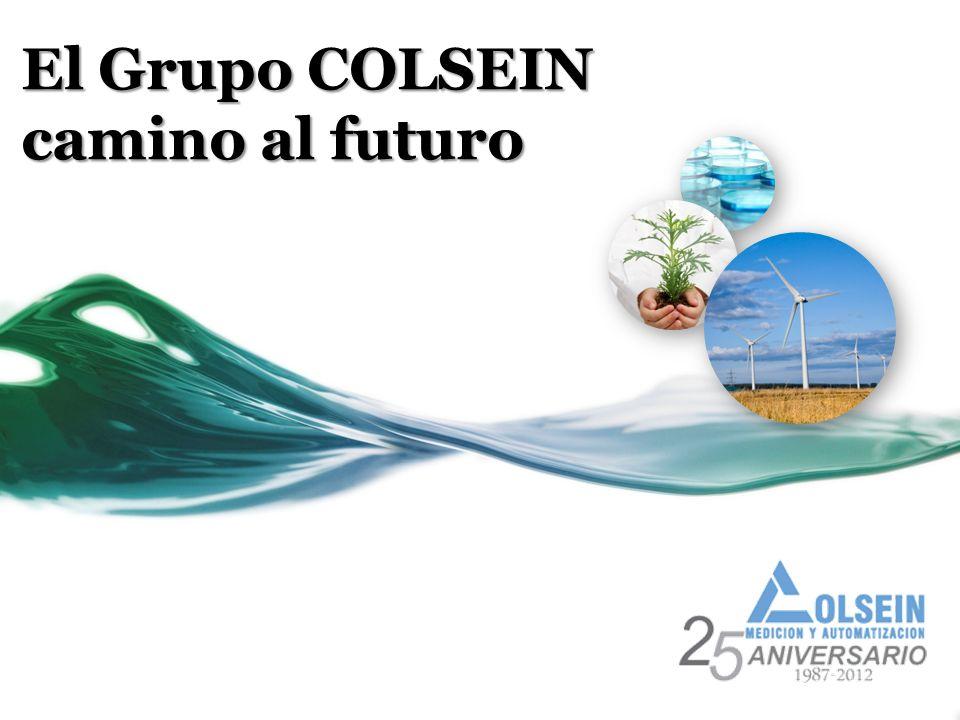El Grupo COLSEIN camino al futuro