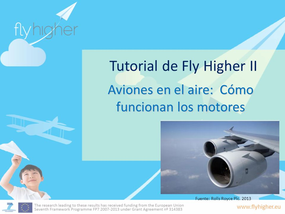 Tutorial de Fly Higher II