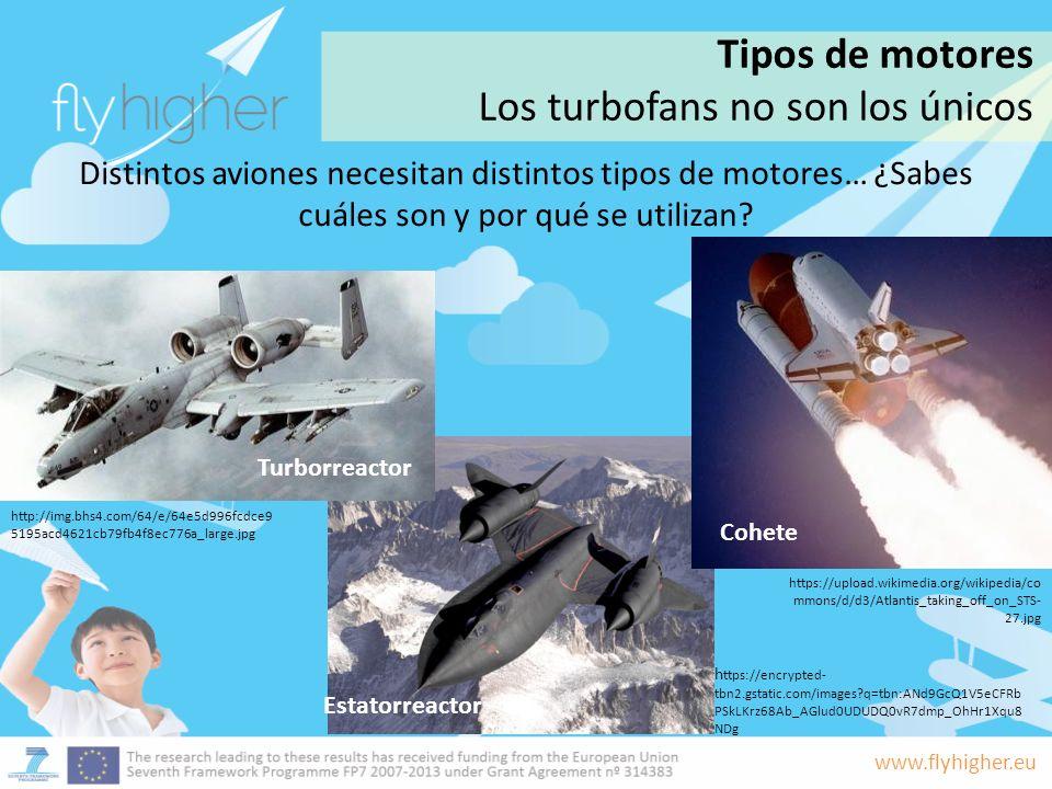 Los turbofans no son los únicos