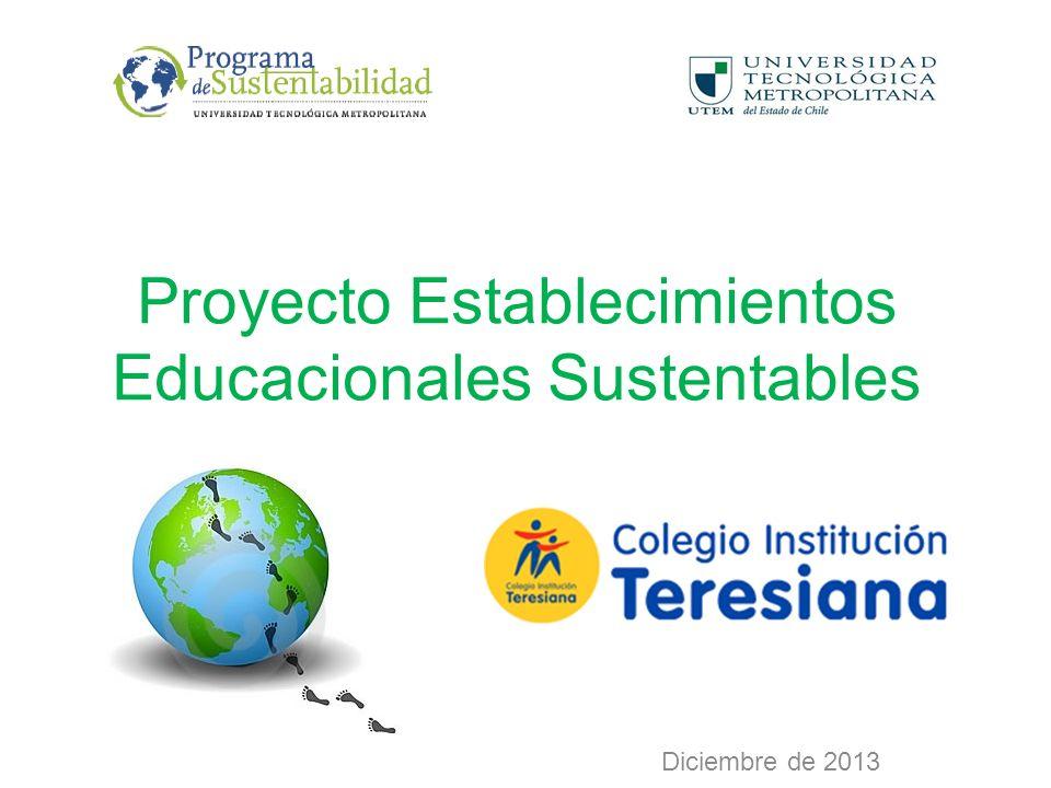 Proyecto Establecimientos Educacionales Sustentables