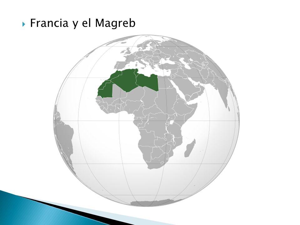 Francia y el Magreb