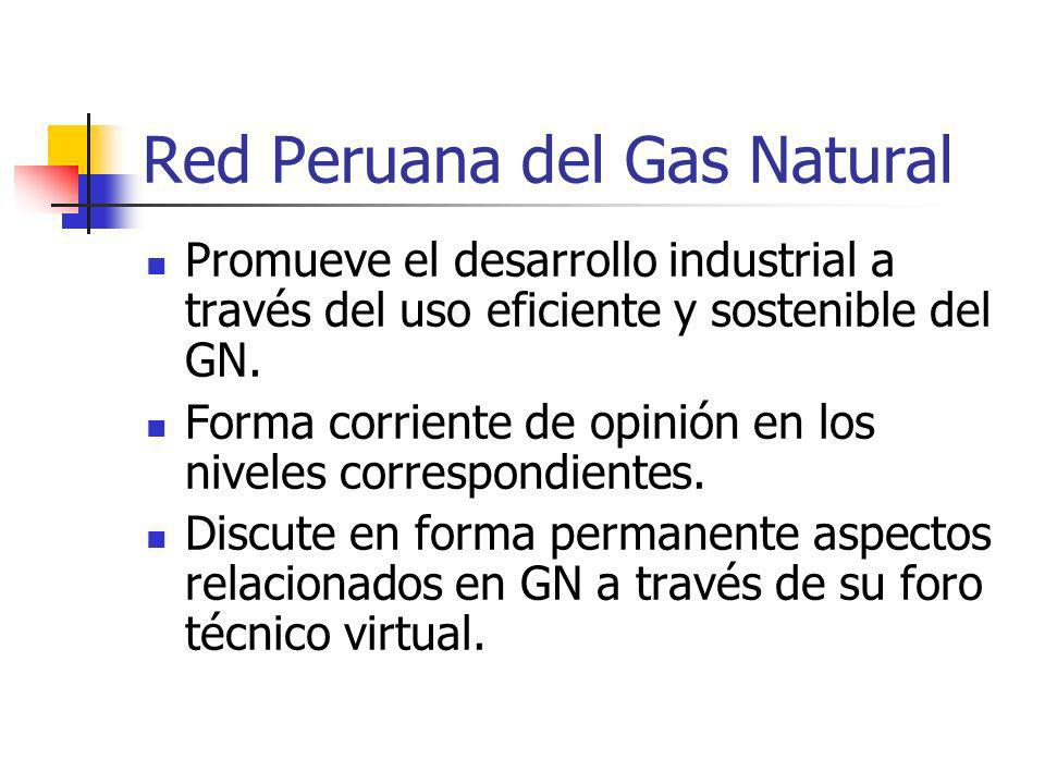 Red Peruana del Gas Natural