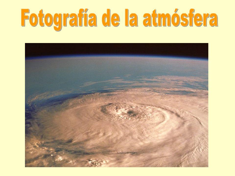 Fotografía de la atmósfera
