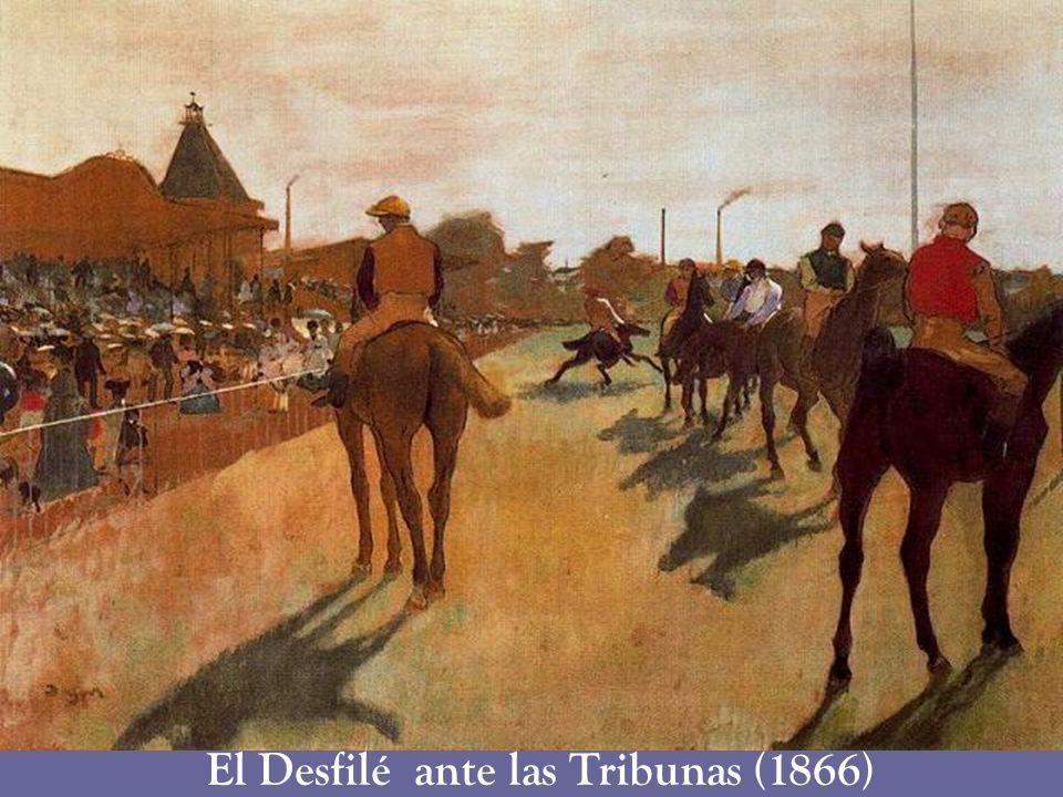 El Desfilé ante las Tribunas (1866)