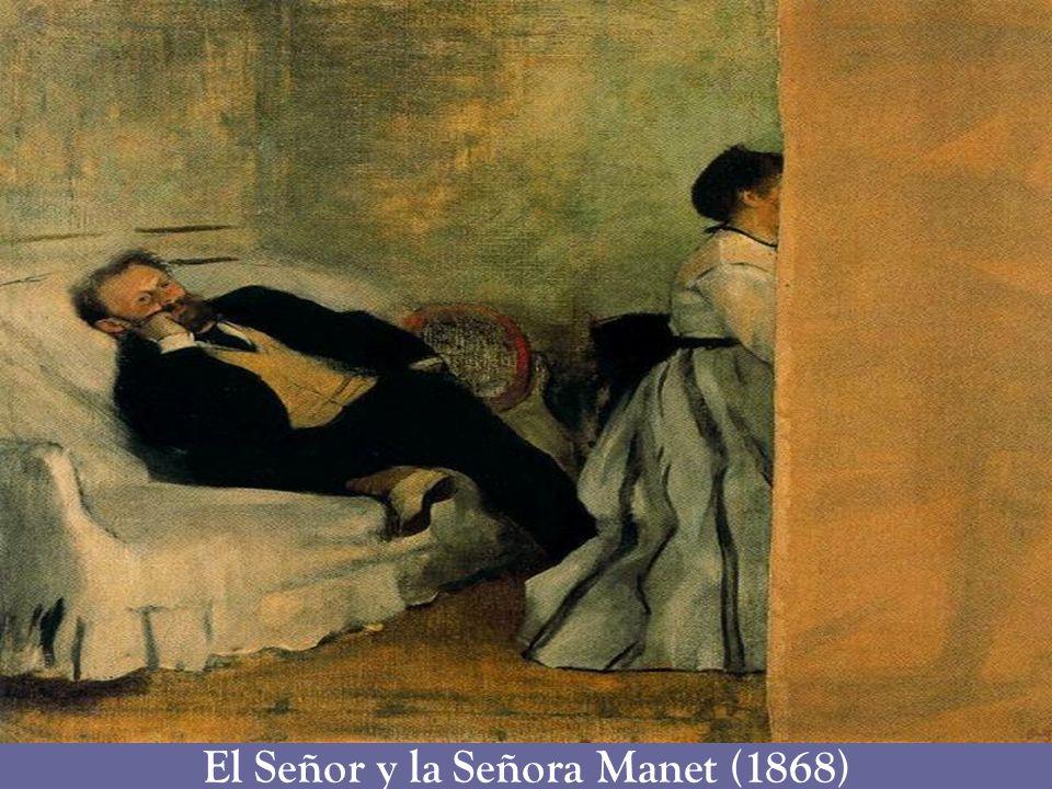 El Señor y la Señora Manet (1868)