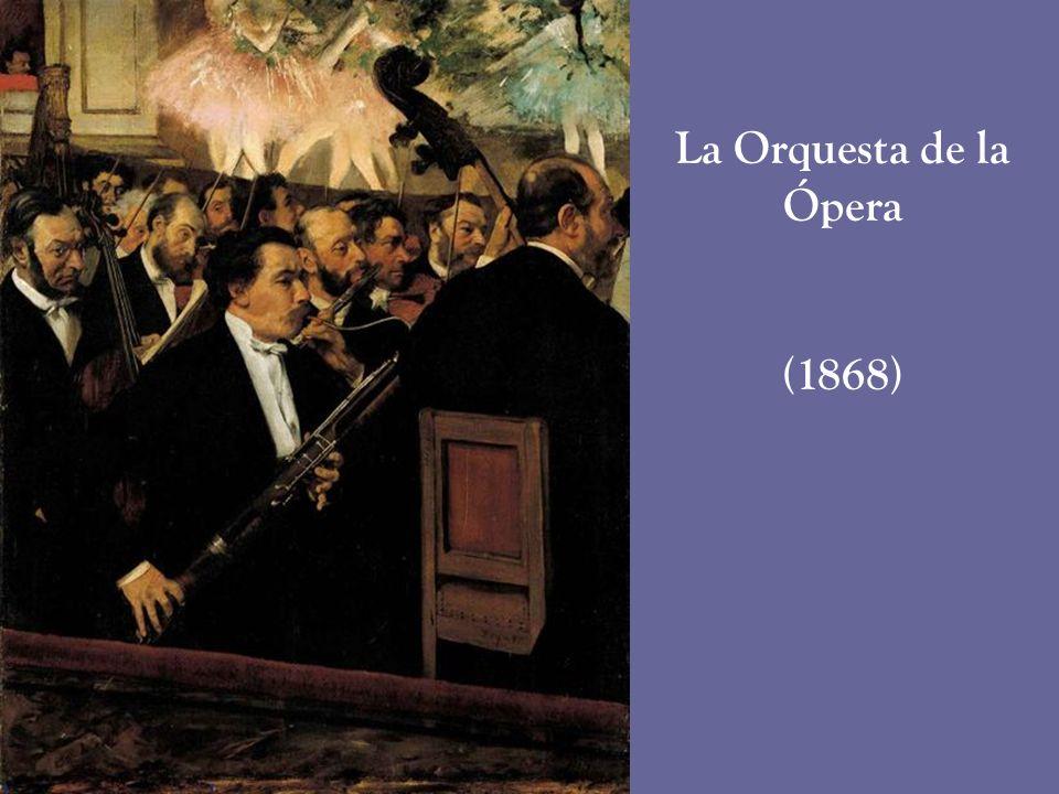La Orquesta de la Ópera (1868)