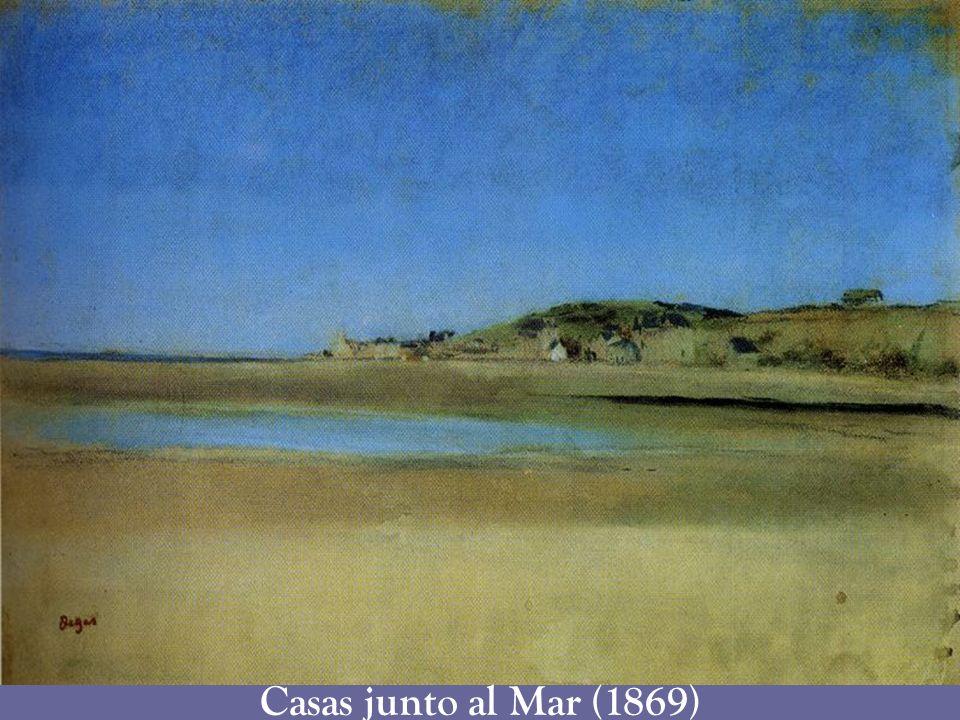 Casas junto al Mar (1869)