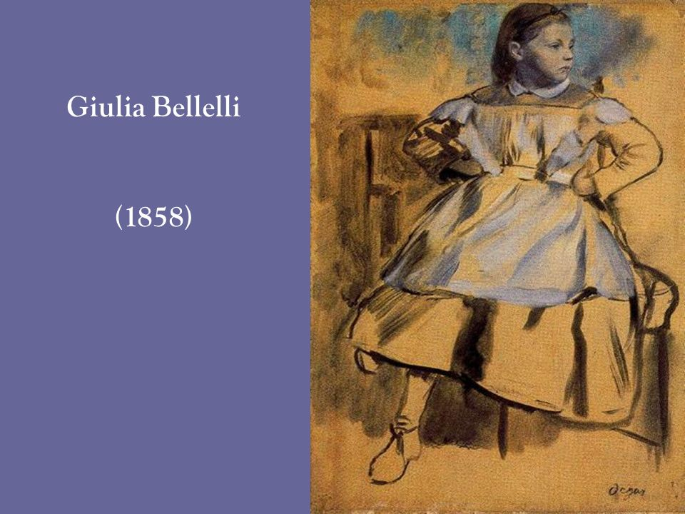 Giulia Bellelli (1858)