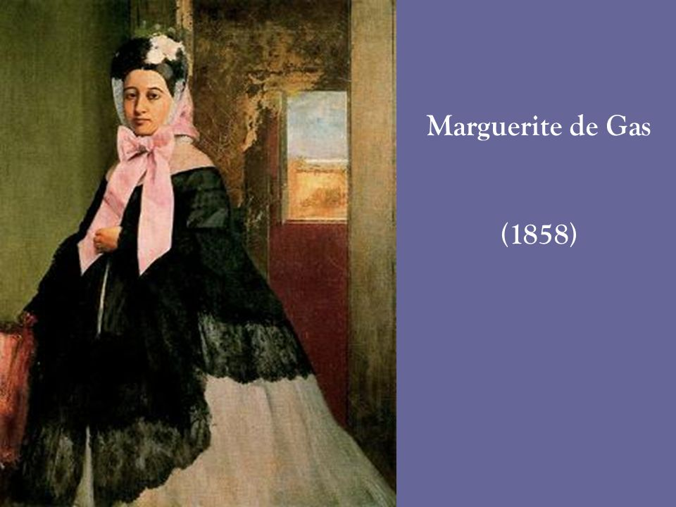 Marguerite de Gas (1858)