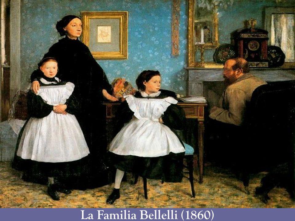 La Familia Bellelli (1860)