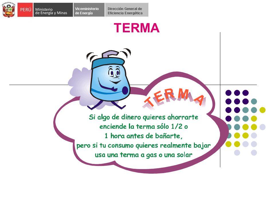 TERMA E R T M A