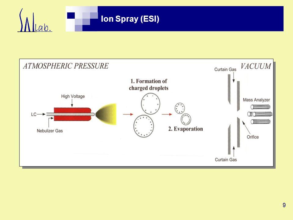Ion Spray (ESI)