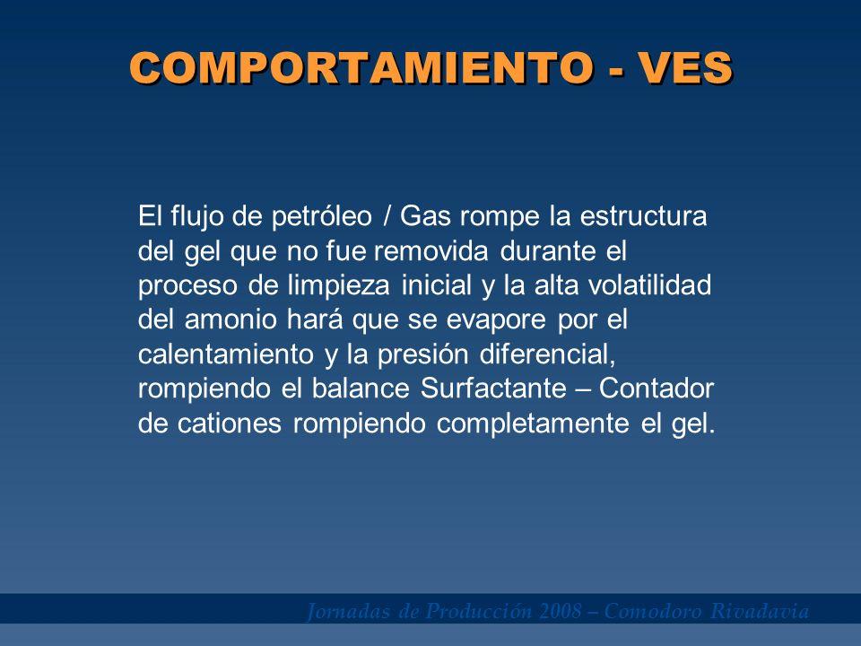 COMPORTAMIENTO - VES