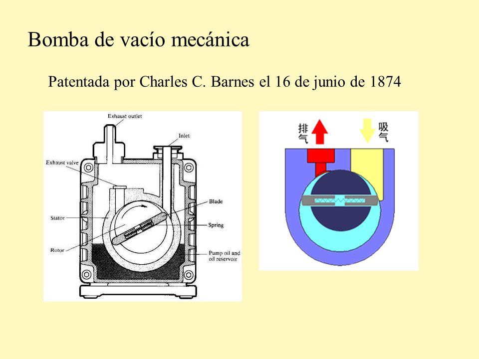 Bomba de vacío mecánica