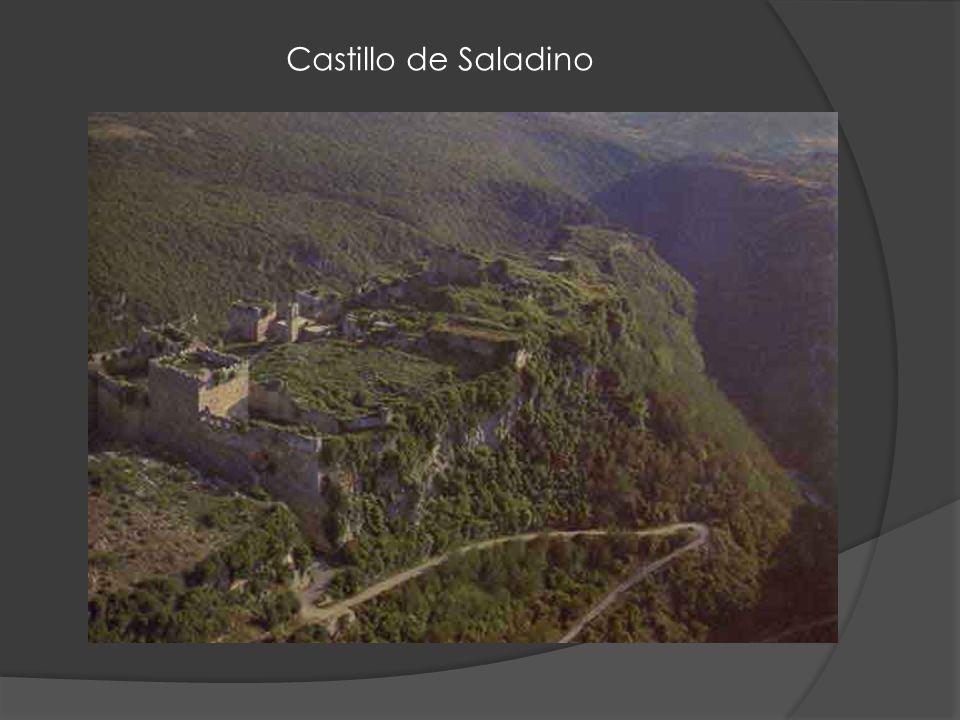 Castillo de Saladino