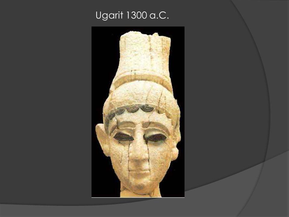 Ugarit 1300 a.C.