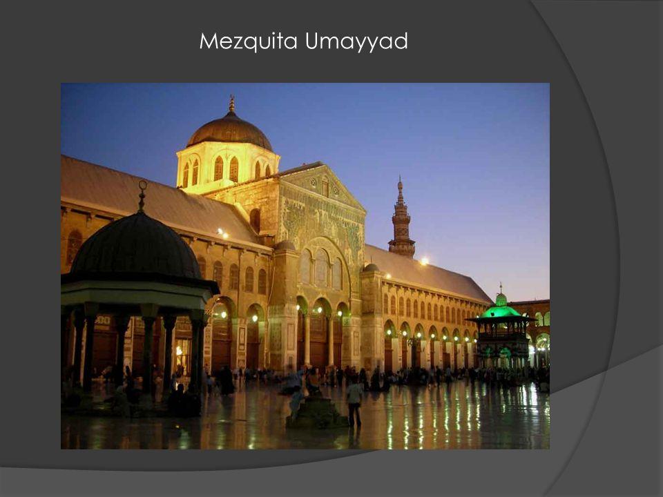 Mezquita Umayyad