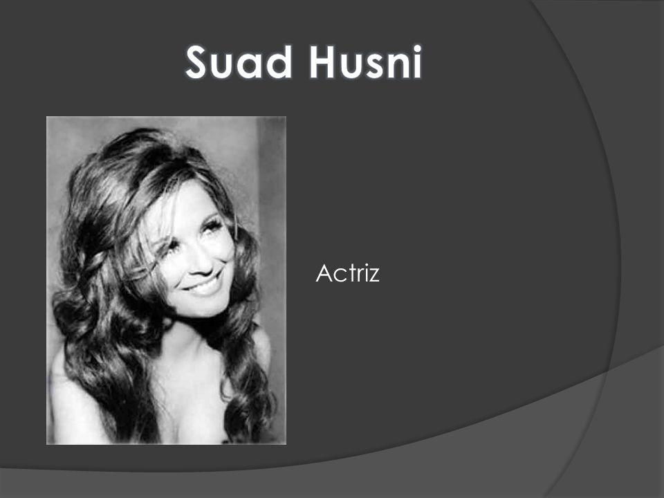 Suad Husni Actriz