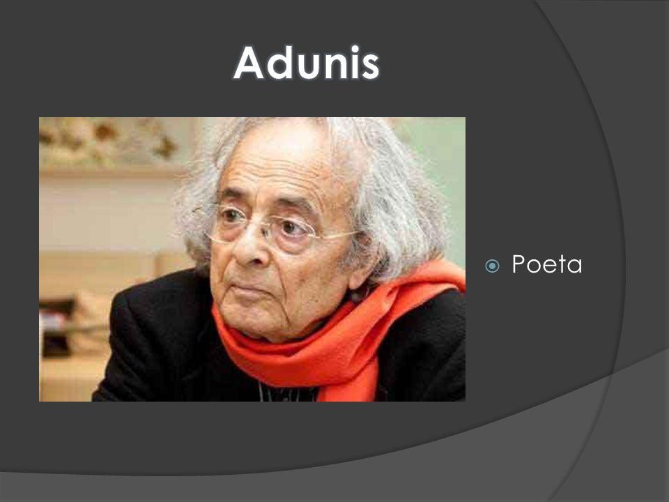 Adunis Poeta
