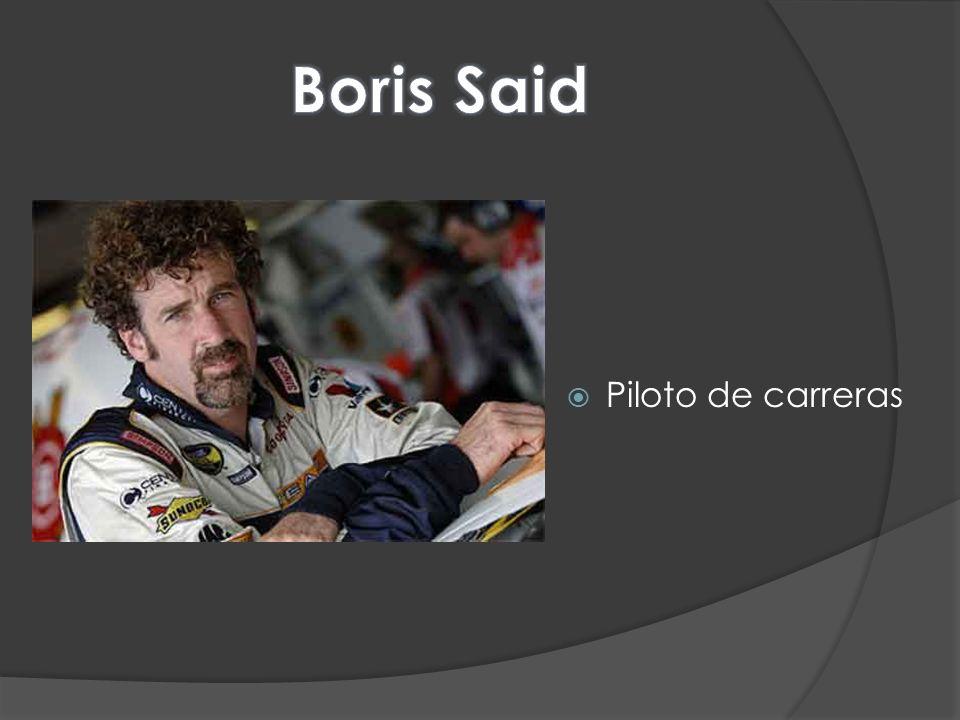 Boris Said Piloto de carreras