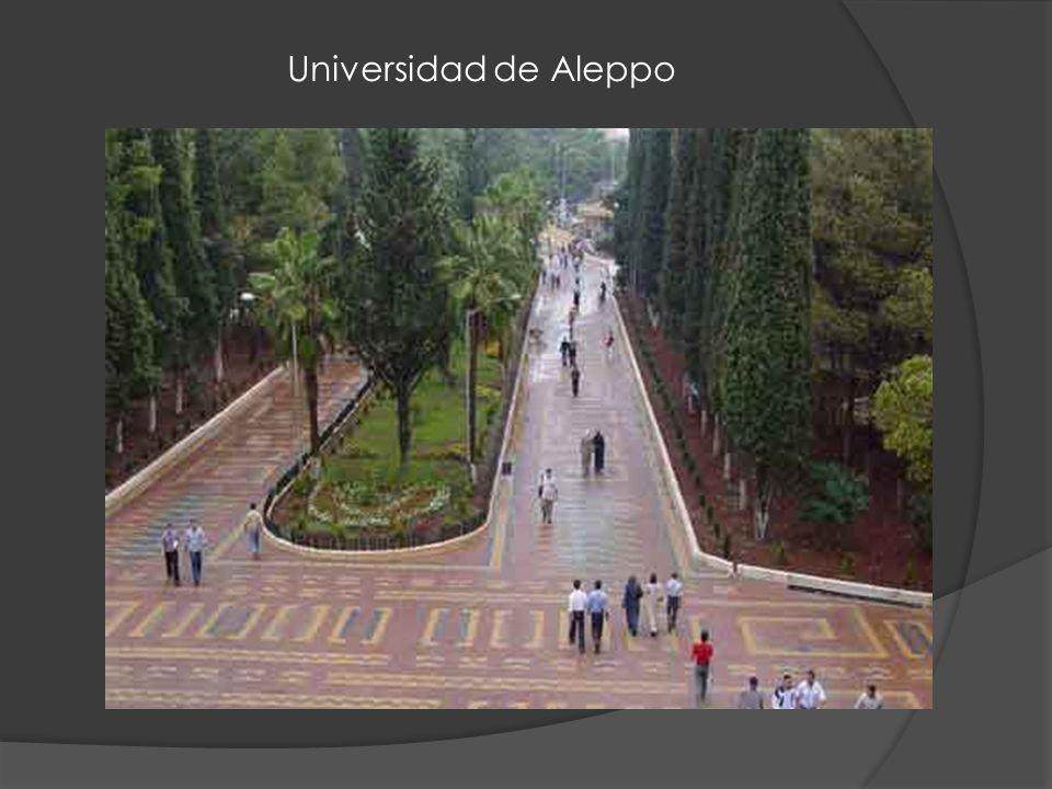 Universidad de Aleppo