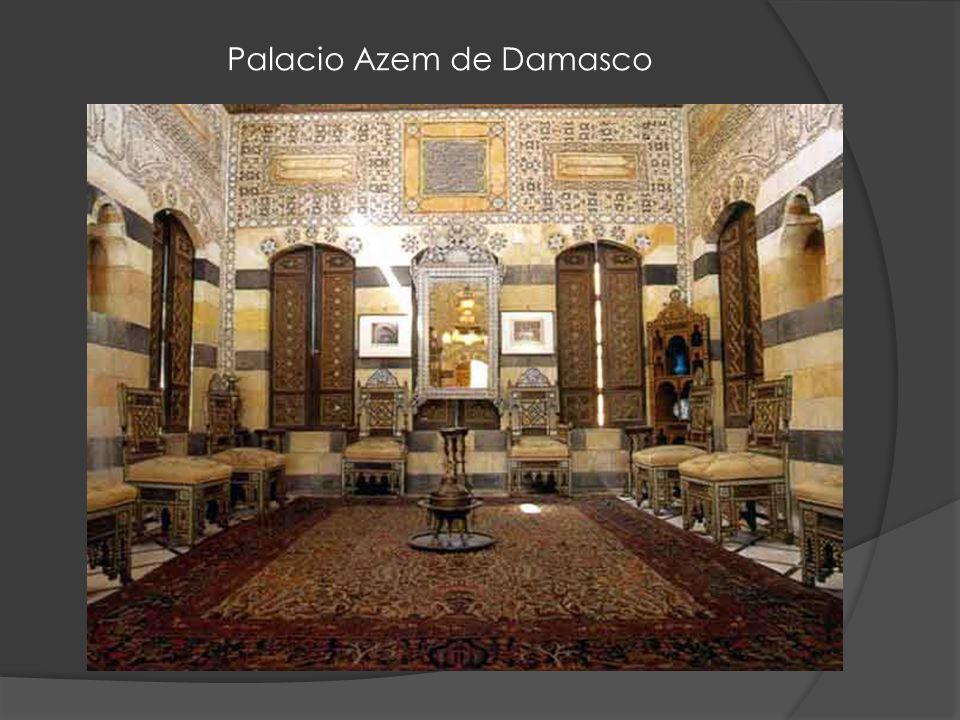 Palacio Azem de Damasco