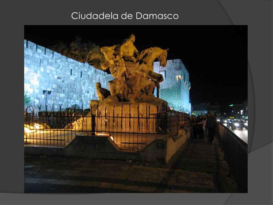 Ciudadela de Damasco